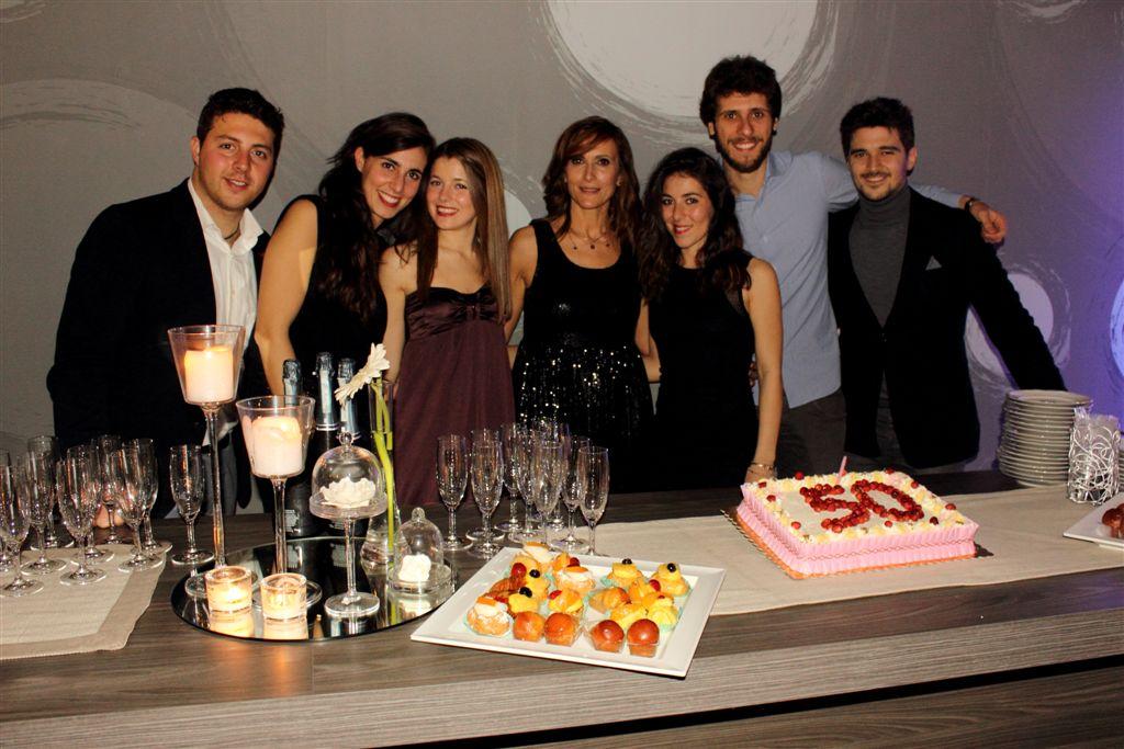 Antonio Caggegi con Dafne, Angela Bonanno, Giuseppe Lamacchia,  Alessandro Castellini con Marianna