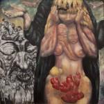Immagini shock alla mostra di Alexander Kanevsky al monastero dei Benedettini a Monreale