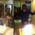 Lorenzo de Luca, 50 candeline e una famiglia nuova di zecca
