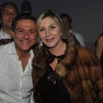 Marcello Inga e Angela Fundarò Mattarella
