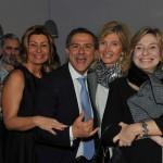Marcello Inga, Paola De Caria e Daniela Maggio