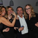 Olga Tomasini, Marcello Inga e Laura Giambanco