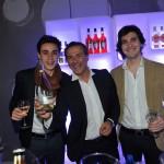 Giuseppe Siracusa, Marcello Inga e Gianluca Minnella