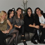 Giovanna Borruso, Manuela Brancato, Valentina Botindari e Vanessa Scardaci ed Elisabetta Catalano