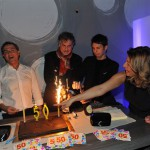 50 candeline per Marcello Inga