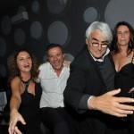 Nuni Imborgia, Marcello Inga, Felice Trupiano e Eleonora Virga
