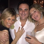 Sushi, champagne e tanti amici per i 50 diAntonio Lo Mauro