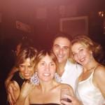 Anna Torres, Carlotta Messerotti, Antonio Lo Mauro e Loredana Leonardi