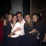 Cristina Pappalardo, Valeria Aiello, Antonio Lo Mauro, Roberta De Simone e Giovanna Virone