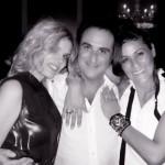 Daniela Nolfo, Antonio Lo Mauro e Letizia De Carlo