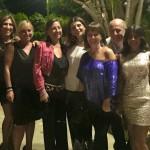 Francesca D'angelo, Licia Pennino, Anna D'angelo, Rosi de Simone, Ursula Rosselli e Roberta Bruno