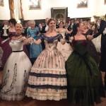 Gran ballo di primavera, a Roma, le origini dell'haute couture