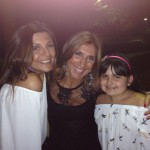 Rosi de Simone, Francesca DAngelo e Chiara Lamberti