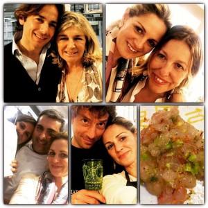 Simone Aiello e Maria Pia Nasta, Chiara Battaglia e Teresa Salamone