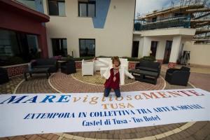 Antonietta Filangeri ideatrice di Marevigliosamente Tusa_ph Tommaso Di Prima