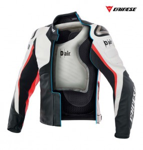 Dainese D-Air Misano 1000 airbag motorcycle jacket