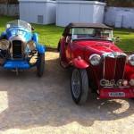 Sfilano le auto storiche, domenica, in via Ruggero Settimo per la Coppa Vincenzo Florio