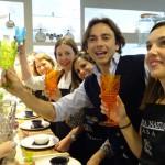 Finger food mon amour: lezioni di cucina e calici di vino da Maria Pia Nasta