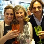 Chiara Battaglia, Maria Pia Nasta e Simone Aiello
