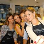 Mariavera Lo Presti, Valentina Virga, Simone Aiello e Chiara Battaglia