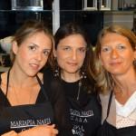 Fresia Colajanni, Milvia Averna e Alessandra Papè