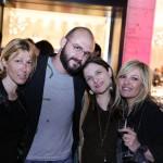 Giovanna Borruso, Giuseppe Polizzotto, Milvia Averna e Manuela Guiducci