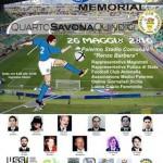 Dedicato alle vittime della mafia il Memorial Quarto Savona 15.  In campo, al Barbera, poliziotti, magistrati, giornalisti e medici