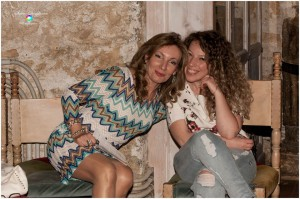Maria Vello e Carmen Vulcano (Photo Salvo Quagliana)