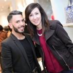 Vincenzo Parisi e Daniela Ciranni