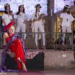 """Infuoca il Kalhesa il """"Tè con Vivaldi"""" di Tiziana Di Pasquale. A sfilare anche la classe e l'ironia della QUIR"""