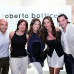 Una sfida al tacco più originale alla grand opening di Roberto Botticelli
