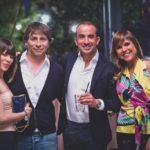 Gabriella Gargano, Edy Moncada, Marco Martorana, Antonella Brancato