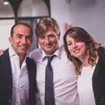 Marco Martorana, Bobby La Tona e Marta Pes