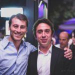 Alessandro Giammona e  Lorenzo Martorana