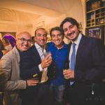 Eugenio Pignataro, Marco Martorana, Roberto Indovina e Marcello Sallì