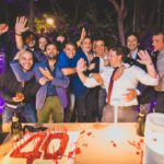 Festa per i 40 anni di Marco Martorana