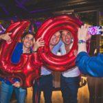 40 anni, sushi e tanti amici. Marco Martorana festeggia alla Cuba