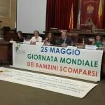 A Palermo la giornata dei bambini scomparsi a Palazzo delle Aquile