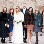 Amore e sport: Ambra Di Miceli sposa Matt Smith a Roma