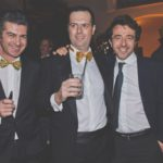 Massimo Marchese Ragona, Alessandro Dagnino ed Ernesto Tranchina