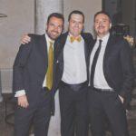 Roberto Salomone, Alessandro Dagnino, Maurizio Gliubich