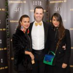 Carolina Caruso e la sorella con Alessandro Dagnino