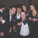 Filippo Maniscalco, Saso Sallì, Alessandro Dagnino e Maria Rita Rocca