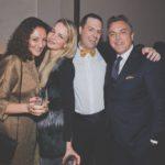 Angela Salamone, Margaux Ballongue, Alessandro Dagnino, Salvatore Errante Parrino