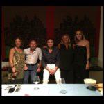 Alessia Rampolla, Pippo Armetta, Ugo Calefati di Canalotti, Giuliana Cusimano e Angela Fratantoni