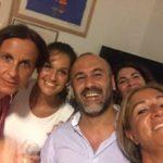 Anna Cefalù, Valeria Scelsi, Maurizio Tosi e Giuliana Cusimano