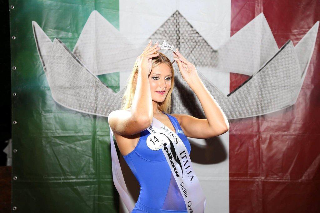 Carola Truchlec Miss Alpitur Sicilia Ovest ph Giacomo Cancemi