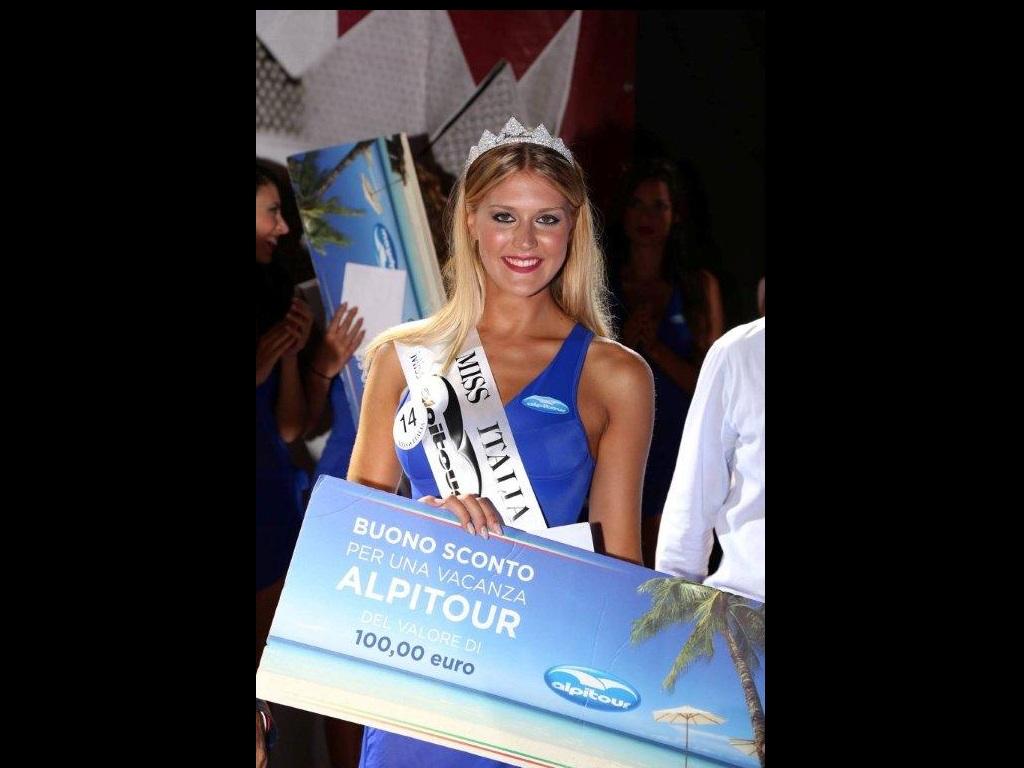 Carola Truchlec Miss Alpitur Sicilia Ovest Giacomo Cancemi