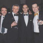 Ernesto Tranchina, David Miccichè, Gaetano Purpura e Alessandro Dagnino
