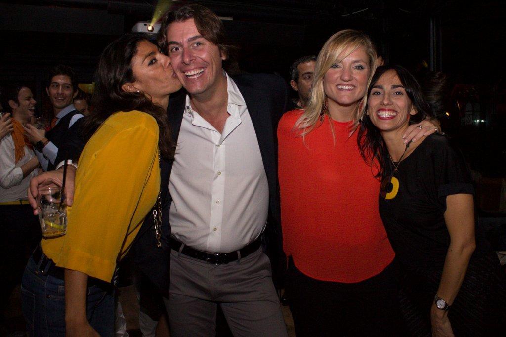 Anna Burgio, Michele Tauro, Chiara Comparetto, Simona Cavaglieri